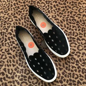 Designer Rachel Zoe Burke Clouds Slip On Sneaker